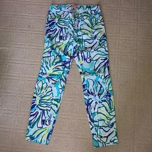 Lilly Pulitzer Kelly pant size 4
